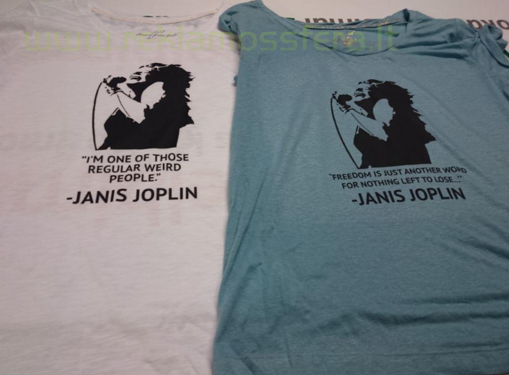 Grafiniai vaizdai ant marškinėlių